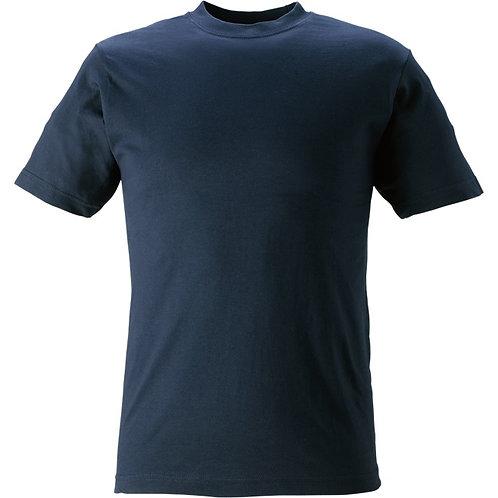 Marine blå Kings bomuld t-shirt til børn 3 stk.