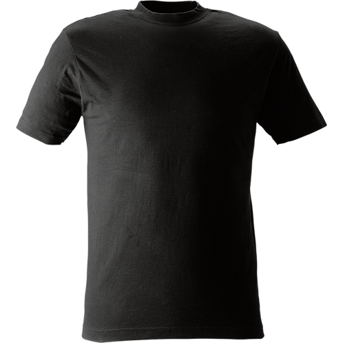 Sort Kings t-shirt ren bomuld 2 stk.