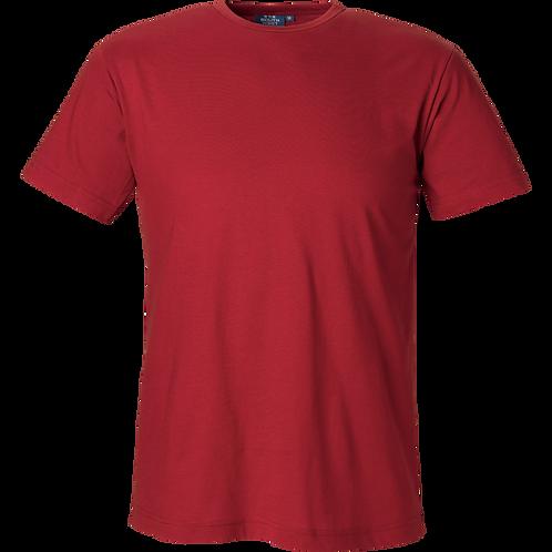 Varm rød Delray herre t-shirt slank model, 2 stk.