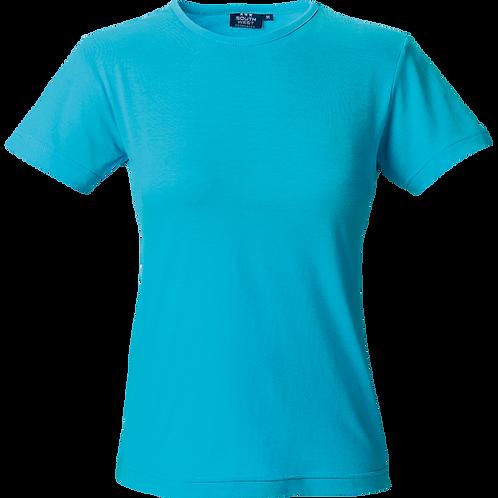 Turkis Venice slimfit dame t-shirt 2 stk.