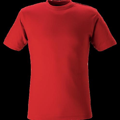 Rød Kings bomulds t-shirt 2 stk