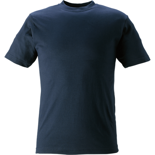 Marine blå Kings basis t-shirt 2 stk