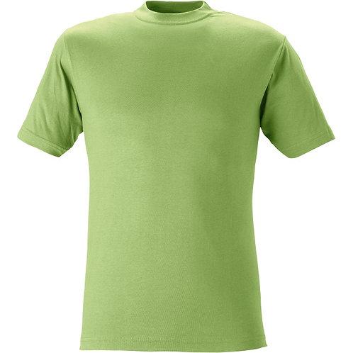 Lime grøn Kings bomulds t-shirt til børn 3 stk.