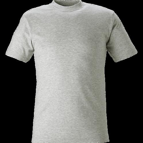 Grå meleret Kings klassisk t-shirt 2 stk.
