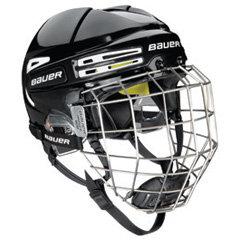 Шлем с маской BAUER RE-AKT 75 COMBO SR