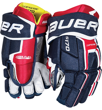 Перчатки BAUER SUPREME S170 JR