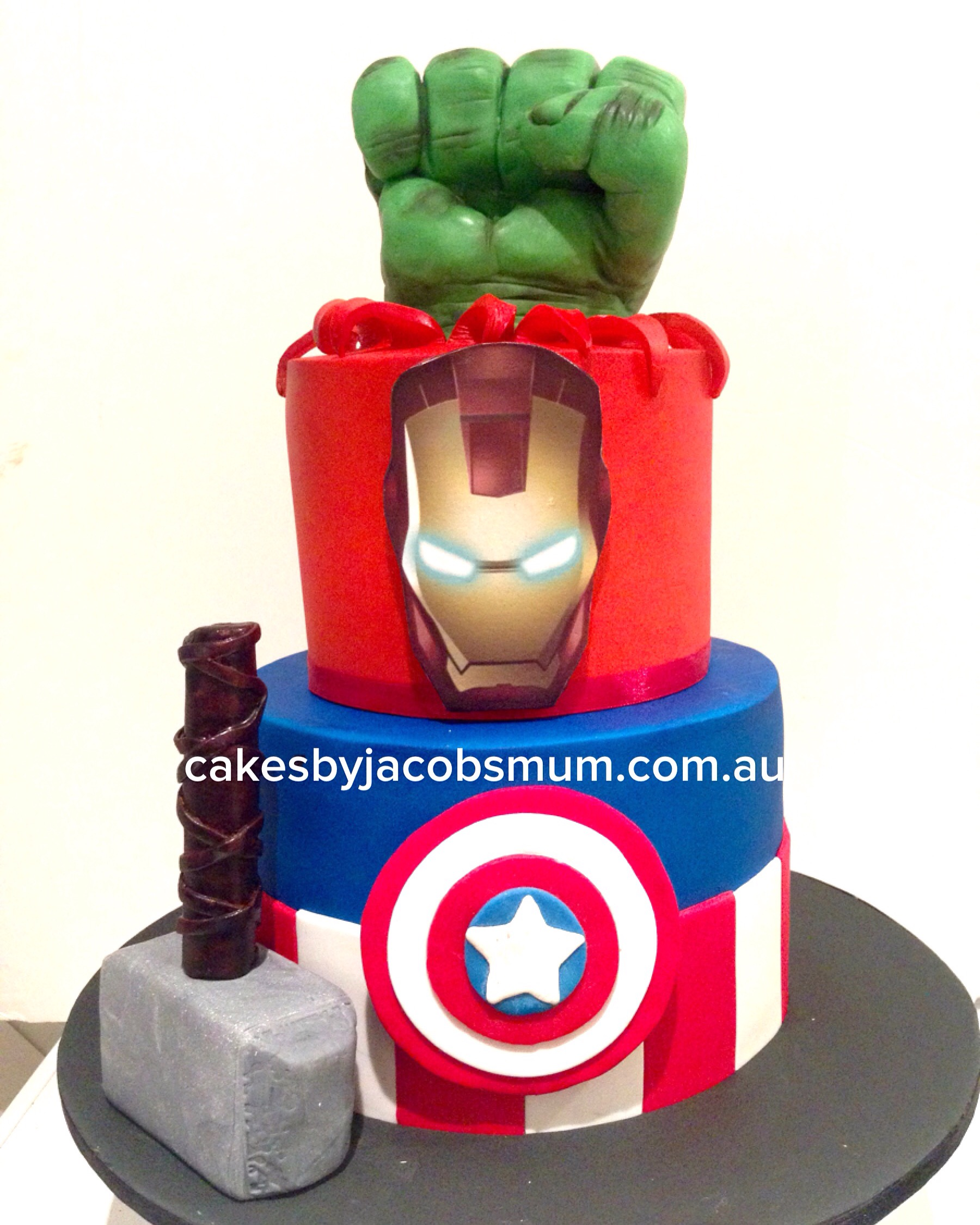 Cakes By Jacob S Mum Mascot Sydney Eastern Suburbs