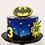 Thumbnail: Superhero Birthday Cake