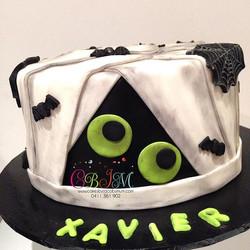 Hotel Transylvania Birthday Cake