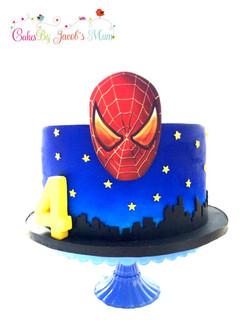 Superhero Cake Sydney