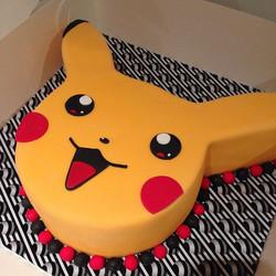 #pokemon #pokemongo #pikachu #cakeart #cakelife #fondantcake #sydneycakeshop #cakesbyjacobsmum #sydn