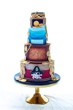 Pirate Birthday Cake in Sydney