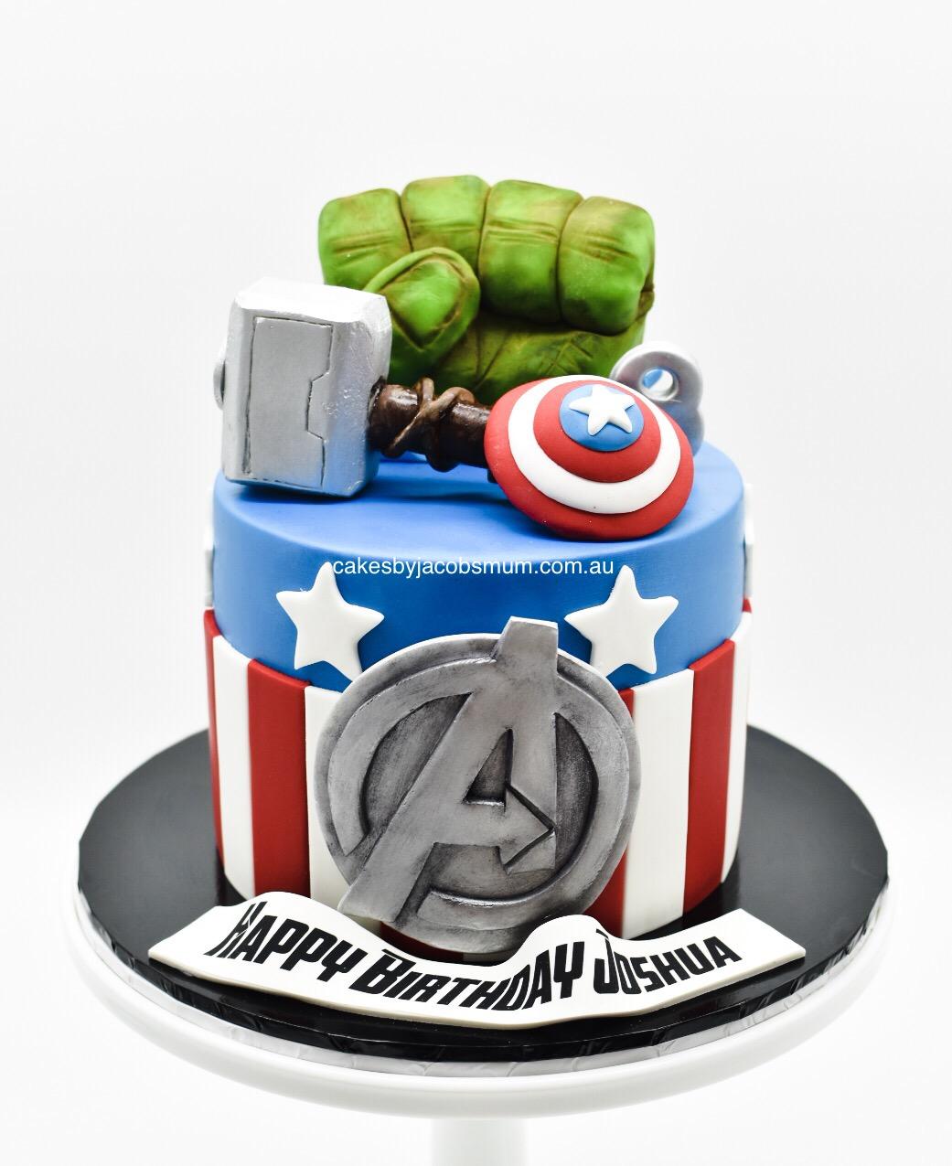 Avengers hulk captain america thor super