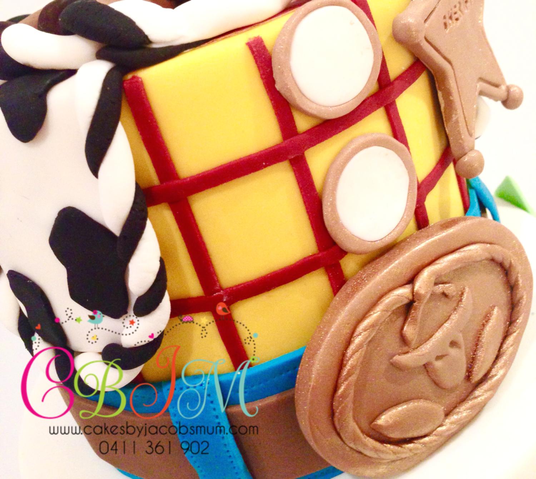 Toy Story Cake Sydney