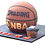 Thumbnail: 3D NBA Basketball Spalding Sphere birthday cake