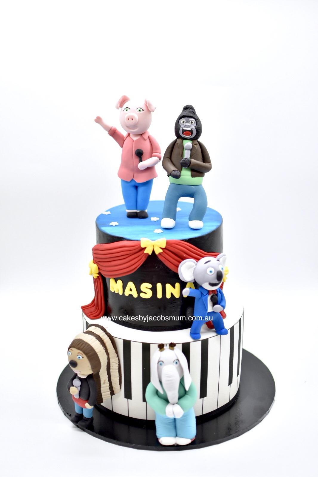 Sing Birthday Cake