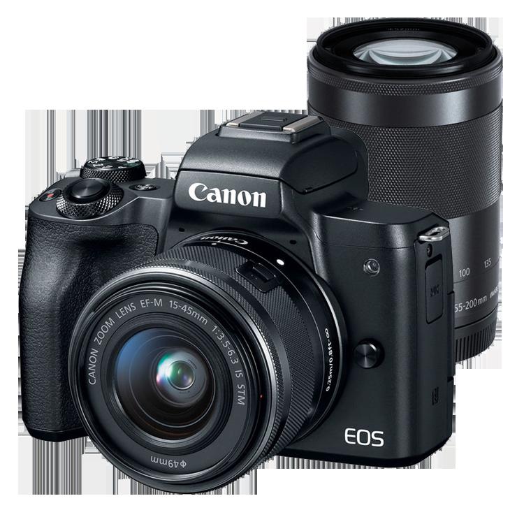 Canon M-50