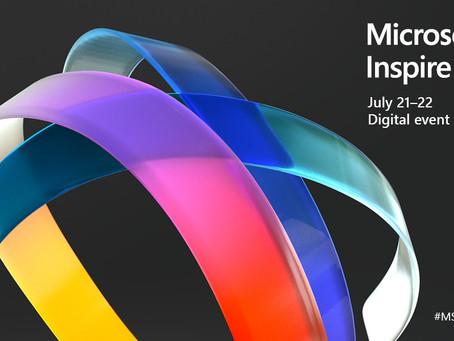 Microsoft Inspire 2020 Corenote Day 1