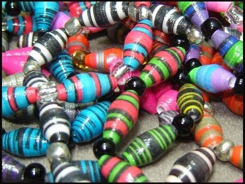 Operation Rescue Paper Beads