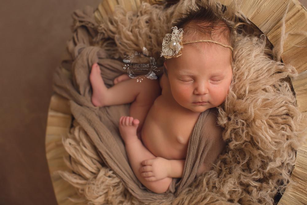 natural browns newborn
