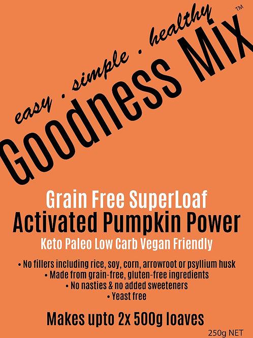 Activated Pumpkin Power Bread Mix