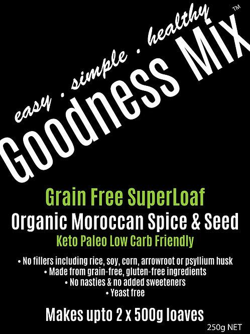 Organic Moroccan Spice & Seed