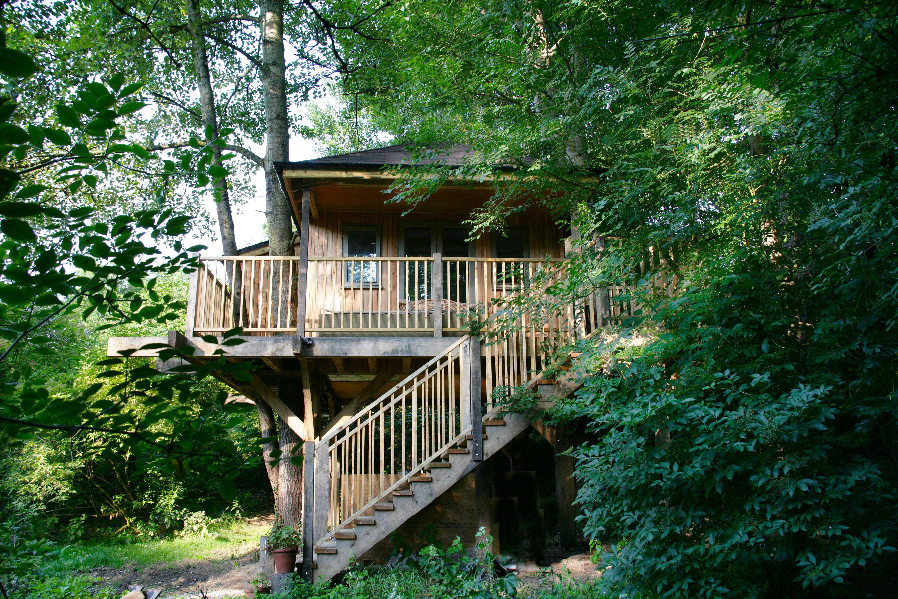 Old Mill Treehouse
