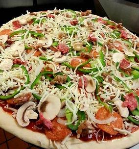 West Brattleboro Pizza