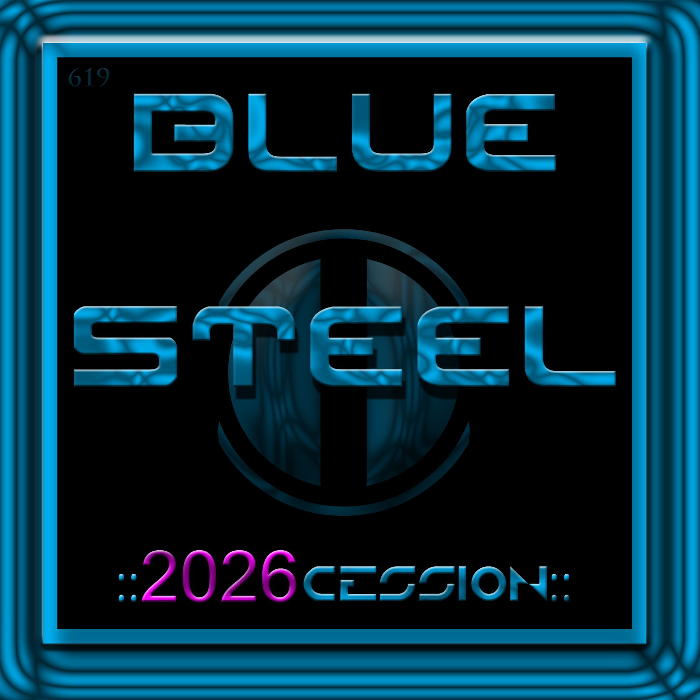 Blue Steel-The Day The Machines...