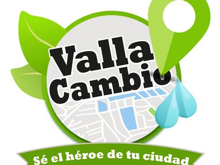 VALLACAMBIO: Sé el héroe de tu ciudad
