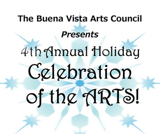 Accepting Submissions! Annual Holiday Art Show and Sale
