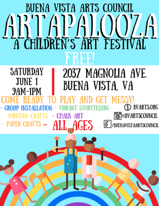 Artapalooza Returns!