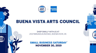 Small Business Saturday Bazaar