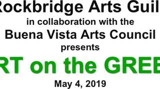 Art on the Green - Call for Artists