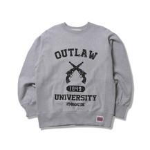 OUTLAW UNIVERSITY HEAVY Oz. CREW SW