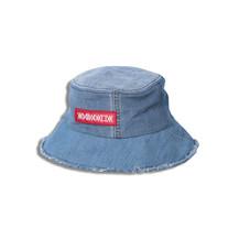 AN21U-CP04 MAKEOVER DENIM BUCKET HAT