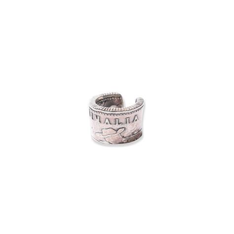 AN21S-AC03 Ear Cuff - 1849 COIN