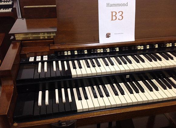 1970's Hammond B3 & Leslie 122 speaker