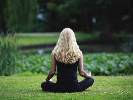 Take time for self-care with the P.A.C.E practice