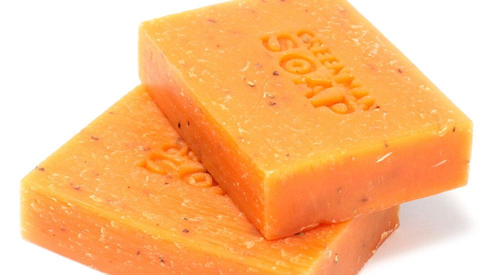 Greenman Soap Slice 100g - Moroccan Argan.