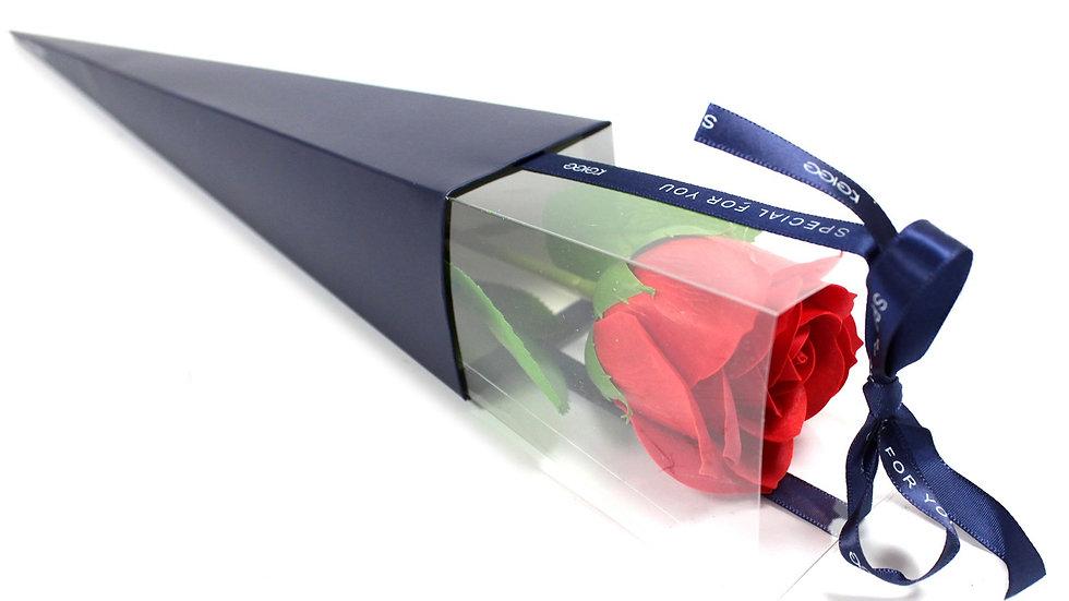 Single Rose - Red Rose