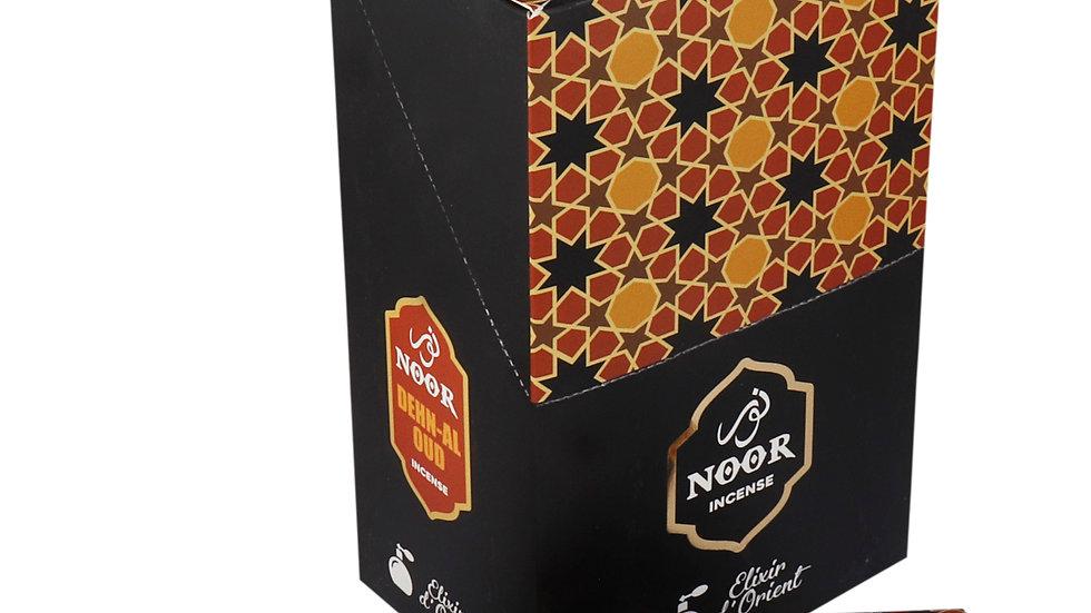 Noor Oud Incense - Dehn-Al Oud