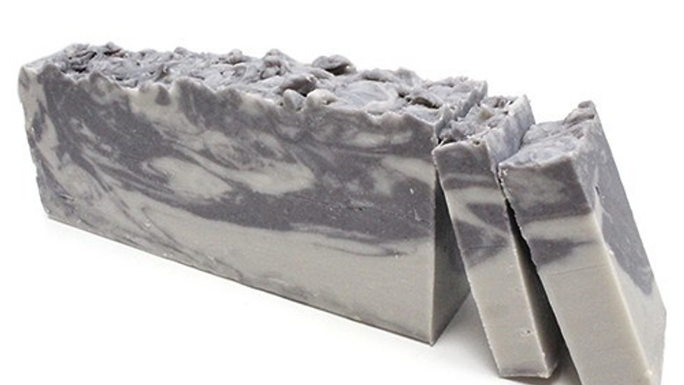Dead Sea Mud - Olive Oil Soap Loaf ( 1.2kg approx.)