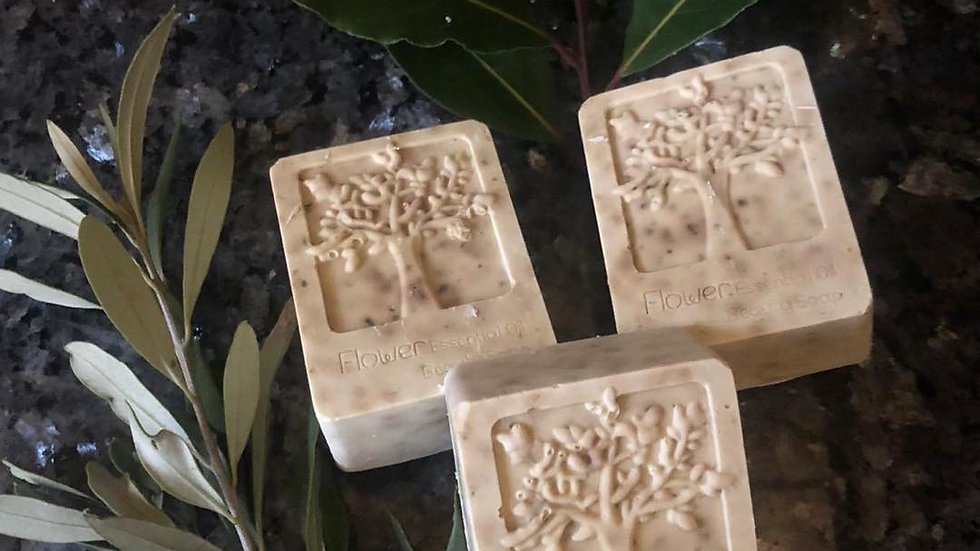 Bay leaf & Olive oil soap