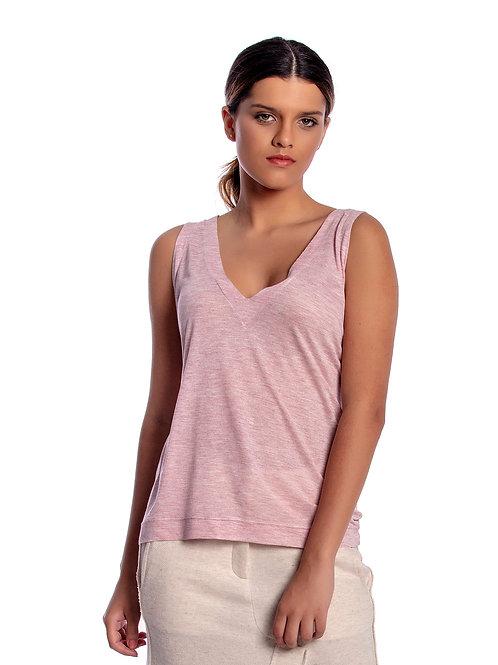 Camiseta Kas Rosa