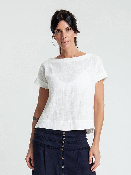 Blusa Byas - off white