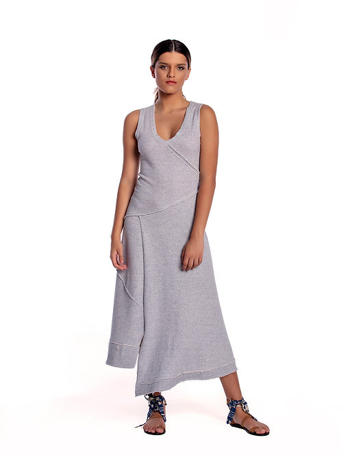 Vestido Daka Azul