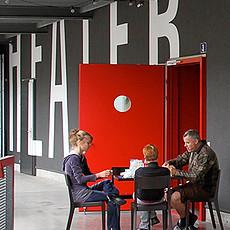 Theater am Gleis Winterthur,  Corporate Design, Editorial Design