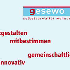 Gesewo Winterthur,  Logo Redesign, Corporate Redesign