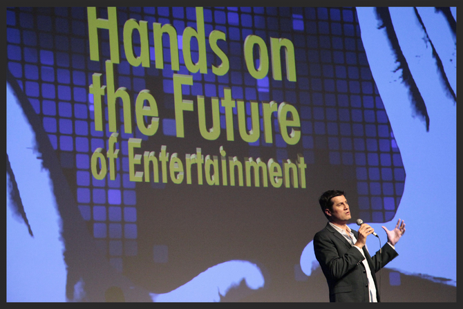 Frederic Lumiere Speaks at DGA Digital Day 2013